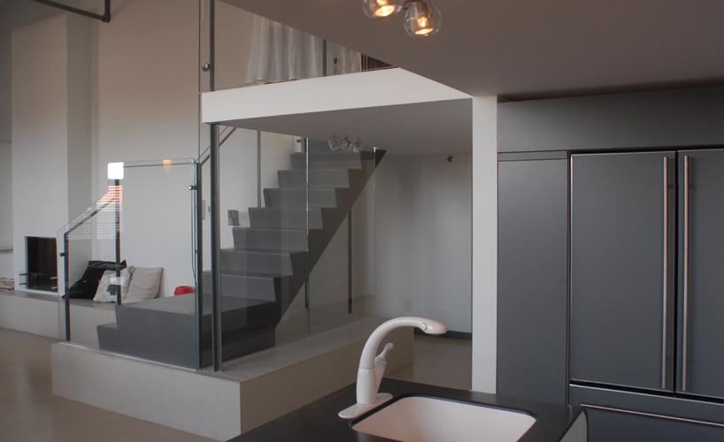 Cuisine Jaune Et Marron Ikea : cuisine moderne  Projet Clark  moodesign  Québec Showroom[R