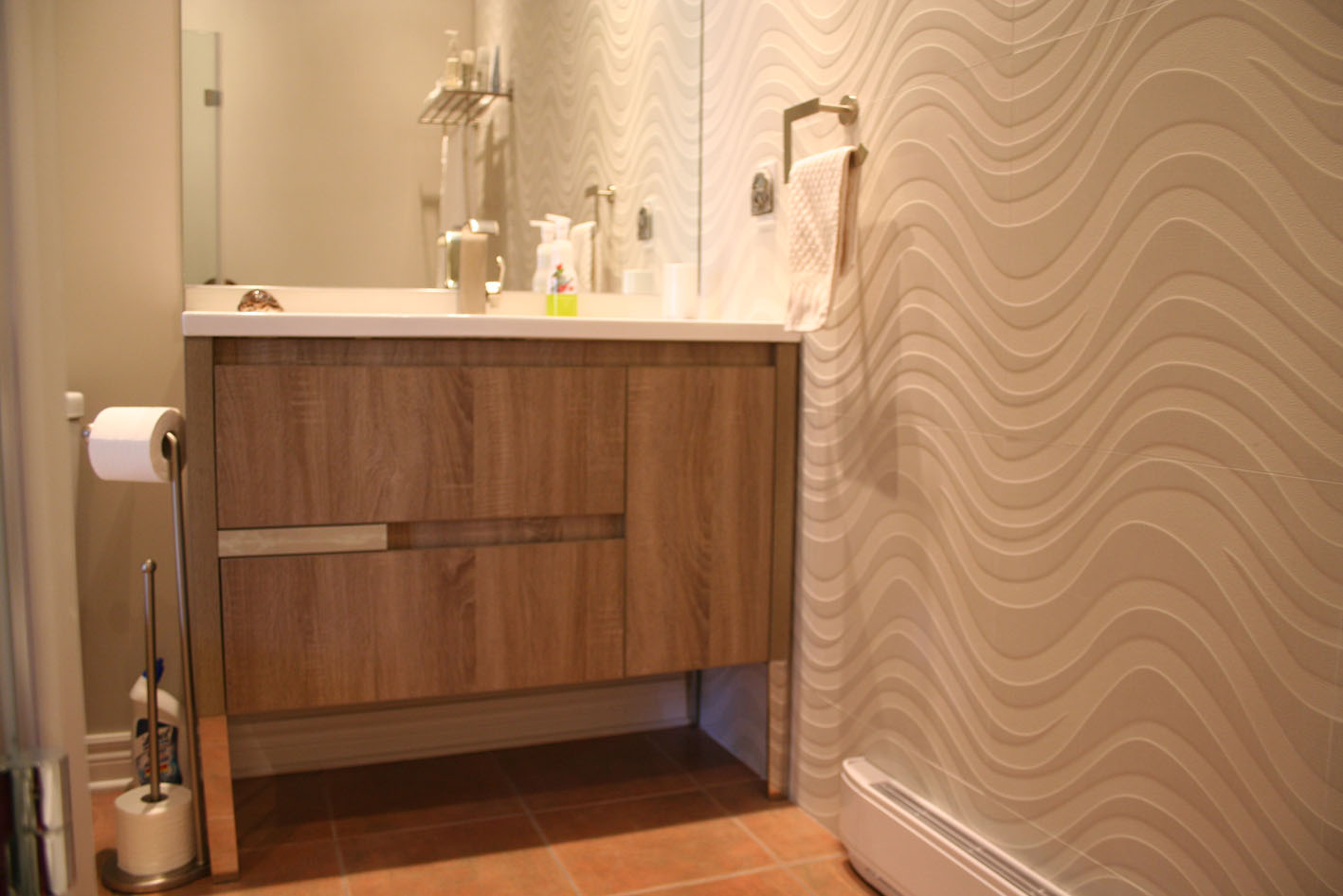 Salle De Bain Quebec Qc ~ salle de bain moderne outremont studio noo design qu bec showroom